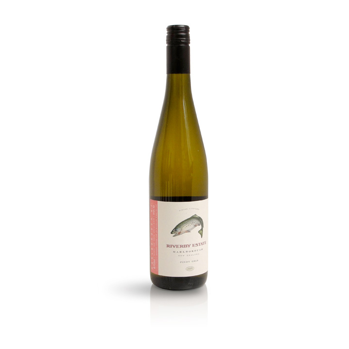 Riverby Pinot Gris 2018 – Marlborough