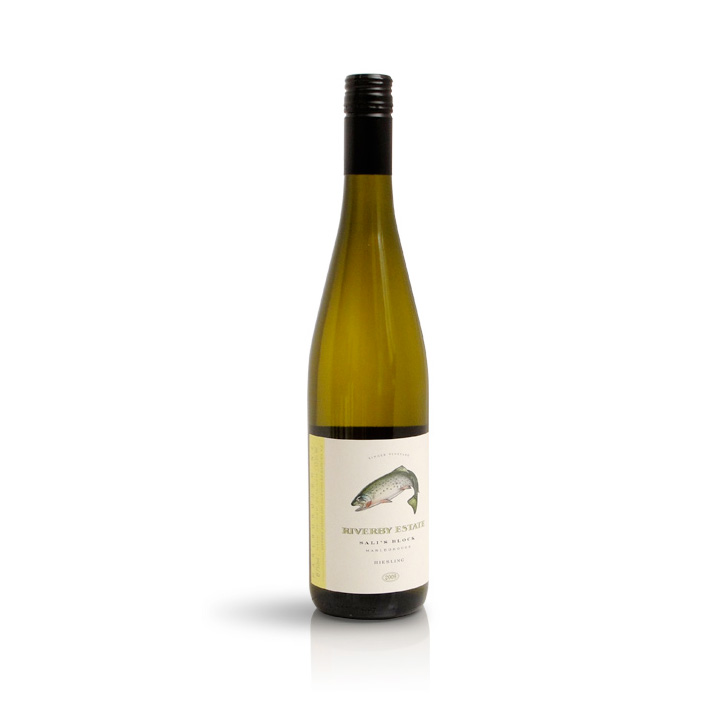 Riverby Sali's Block Riesling 2018