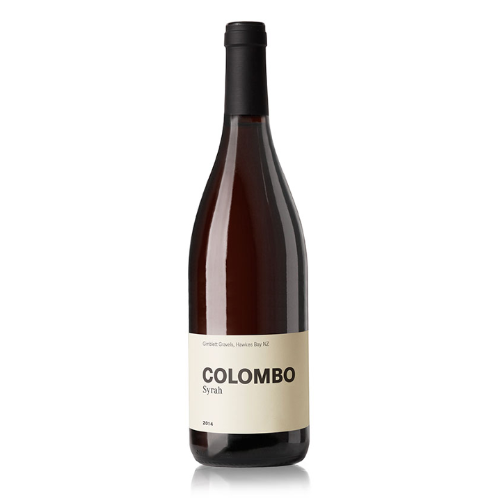 Colombo Organic Syrah 2015