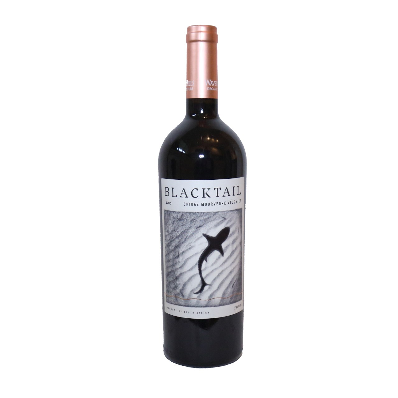 Blacktail Shiraz Mourvedre Viognier 2016