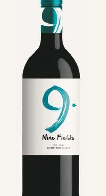 Nine Fields Shiraz