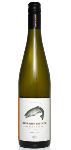 Riverby Dry Riesling 2017