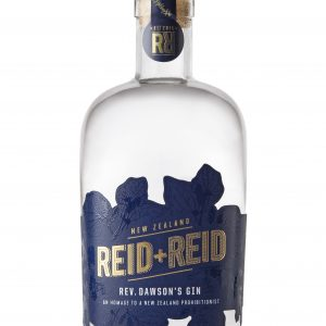 REID + REID REV.DAWSON'S GIN:BACK IN MARCH